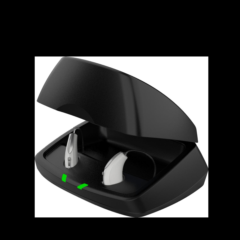 Chargeur_contour d'oreille BTE maitre audio Audition Salon de provence miramas eyguieres test auditif en ligne acouphenes prothese auditive