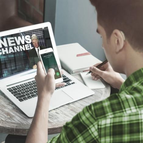 Connexion aux smartphones, à la TV et plus
